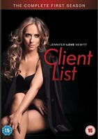 The Client List - Season 1 [DVD][Region 2]