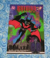 New Batman Beyond Graphic Novel Trade Paper Back TPB Hilary J. Bader 2000