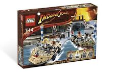 *BRAND NEW* Lego Indiana Jones Last Crusade Venice Canal Chase 7197