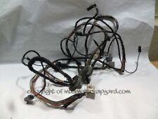 Ford Mondeo MK3 gen2 00-07 2.0 boot hatch wiring loom harness
