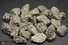 Iron Pyrite 1/2 Lb Lots Natural Small Chispa Crystals Fools Gold