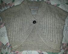 Fat Face cardigan, top size 16
