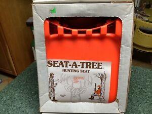 NOS Seat A Tree Portable Hunting Orange