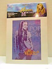 Hannah Montana Iron On Transfer