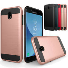 Slim Hybrid Hard Armor Case Shockproof Cover For Samsung Galaxy J5/J7 Pro 2017