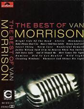 Van Morrison The Best Of CASSETTE ALBUM  Blues Rock, Folk Rock, Acoustic