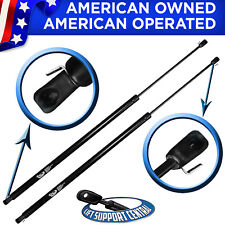 Two New Rear Hatch Trunk Lid Lift Supports For 1984-1996 Chevrolet Corvette