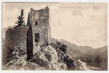 Arco, Valle del Sarca, Castello, Burg, Lago di Garda, 1905, top Erhaltung