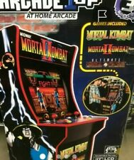 Arcade 1Up Mortal Kombat 2 video LCD game  Machine 3 in 1 New Factory Sealed NIB