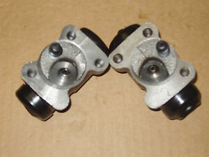 """PAIR 39 40 41 42 43 46 47 48  FORD """"CAR""""  REAR WHEEL CYLINDERS LEFT AND RIGHT"""