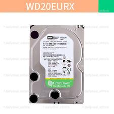 """Western Digital AV-GP 2TB Internal 3.5"""" HDD (WD20EURX)"""