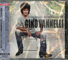 GINO VANNELLI-THE BEST AND BEYOND-JAPAN CD F56