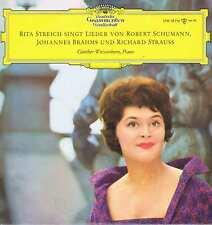 DGG - LPM 18716 - Songs by Schumann, Brahms, Strauss - Rita Streich