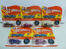 Lot of 5 Hot Wheels Vintage Collection Silhouette