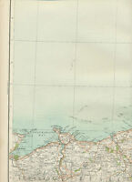 2310 1898 MAP of Royal Atlas of England & Wales Pl.24 LIVERPOOL (Lancashire)