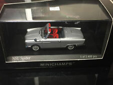 MINICHAMPS NSU Diecast Cars
