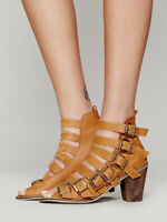 New Free People Canton Heel size 7 MSRP: $168 Leather