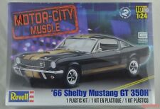 Revell 2482 1:24th scale 1966 Ford Shelby Mustang GT 350H
