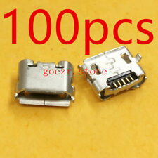 100 X Micro USB Charging Connector Port for BlackBerry Curve 3G 9350 9360 9370