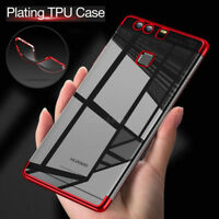 Luxury Hybrid TPU Case Cover Protector bumper For Huawei P8 P9 P10 Lite