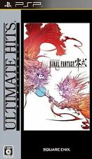 Used PSP  Final Fantasy Type-0   SONY PLAYSTATION JAPAN IMPORT