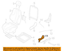 GM OEM Front Seat-Seat Track Left 16798948
