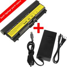 9C Battery for Lenovo ThinkPad T410 T420 T510 T520 SL410 SL510 E420 E425 E520 BT