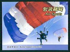 KOREA BOOKLET 2016 AIR SPORTS AVIATION AIR DIVER PLANE RARE !!! /m2257