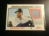 2015 TOPPS HERITAGE CLUBHOUSE COLLECTION JERSEY RELIC Robinson Cano