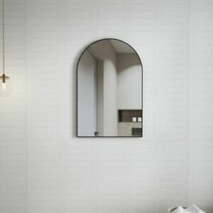 Archy Bathroom Framed Mirror Pencil Edge Two Way Bracket Vanity Mirror