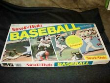 Strat-O-Matic Baseball Game : MLB Pro Baseball Teams - 1993 Season player cards