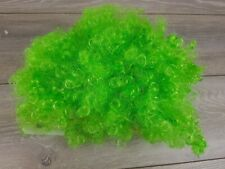 Green Pulse Sparkle wig Short Curly Childrens St. Pat One Piece Wig A613-7