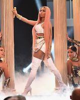Nicki Minaj 8x10 NBA Awards photo 001