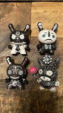 Kidrobot 3-inch Dunny collection - RARE