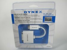 Dynex Mini-DVI to DVI Cable Adapter for Apple Notebook Laptop to Monitor