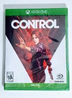 Control Xbox One 505 Games Remedy Microsoft XB1 Video Game Northlight New Sealed