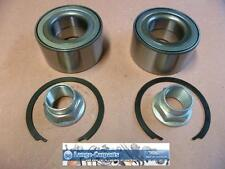 Wheel Bearing Kit Front Front Axle Right+left Fiat 500 X2