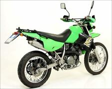 SILENCIEUX ARROW PARIS-DAKAR KAWASAKI KLR 650 2001/05 - 72527PD+12004PD