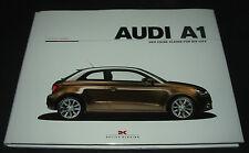 Bildband Audi A1 Typ 8X Der feine kleine für die City Technische Information
