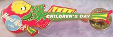 Hard Rock Cafe KOBE 2003 CHILDREN'S DAY PIN Carp Kite Guitar HRC Catalog #18224