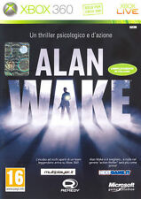 Alan Wake XBOX360 - totalmente in italiano