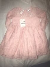 DYMPLES pink Lace Dress *BNWT* Size 1. Combined Post