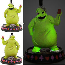 2017 OOGIE BOOGIE DICE GLOW IN THE DARK SKETCHBOOK ORNAMENT Disney Store