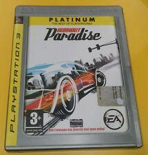Burnout Paradise GIOCO PS3 VERSIONE ITALIANA