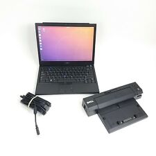 """Dell Latitude E4300 13.3"""" Laptop 160GB/4GB Intel Core 2 Duo 2.4GHz + EPort Linux"""