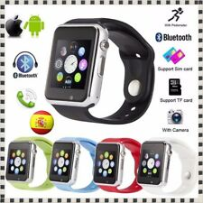 Smartwatch Reloj Inteligente Smart Watch A1 para Android IOS Bluetooth Samsung 2