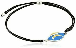 Alex and Ani LA Chargers Bracelet Silver NFL Kindred Cord Los Angeles CA
