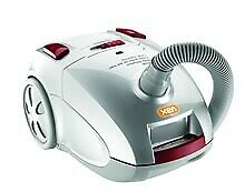 Vax Bagged Cylinder Vacuum Cleaner 2000W 5m Cable Hepa Filter Corded C90-BC-P-IR