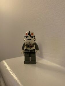 RARE LEGO STAR WARS AT-AT IMPERIAL DRIVER MINIFIGURE TROOPER 10178