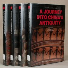 1st Edition (1997) 4 Volumes: A Journey into China's Antiquity
